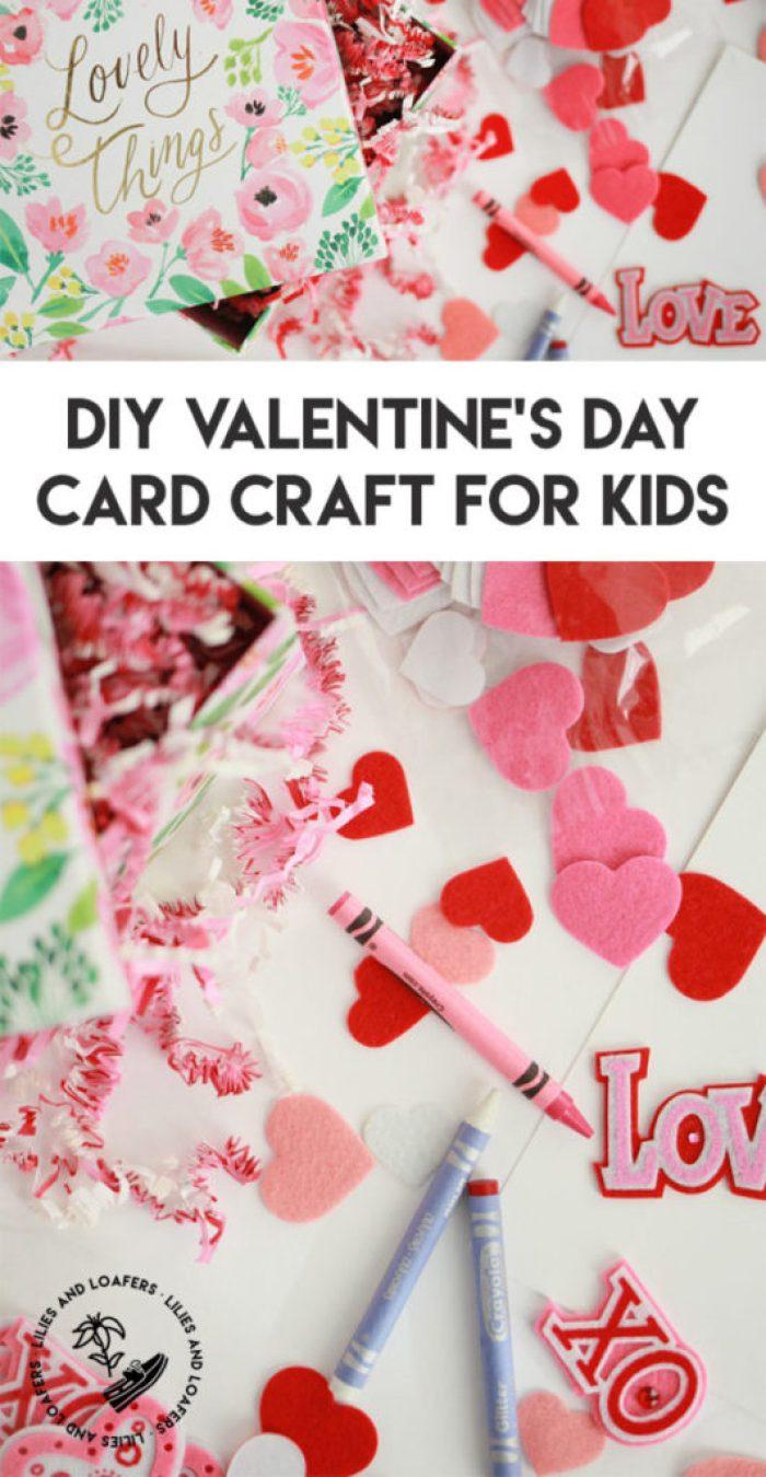 DIY Card Craft for Kids