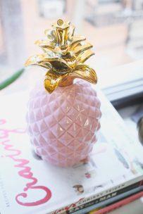 Millennial Pink Pineapple - LiliesandLoafers