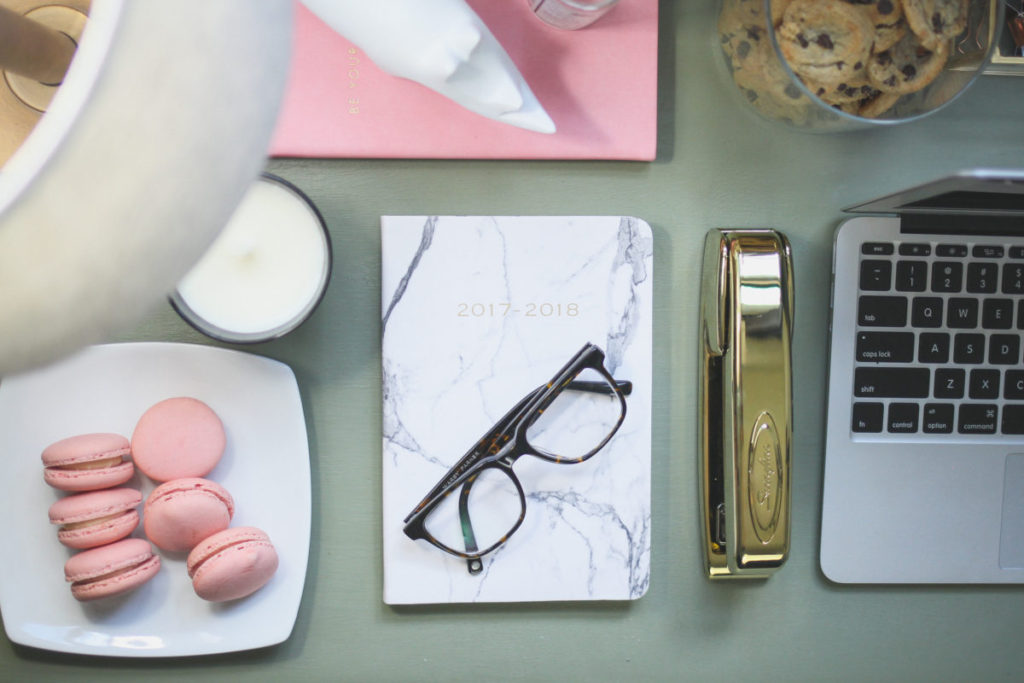 Marble Notebook - LiliesandLoafers