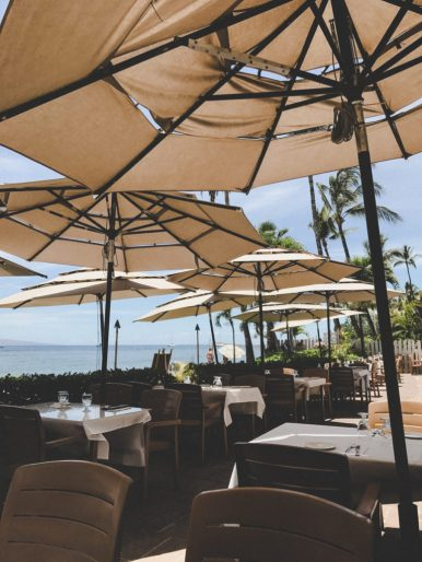 Where to Eat on Maui: Pacific'O