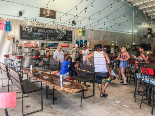 Where to Eat in Maui: Koholā Brewery