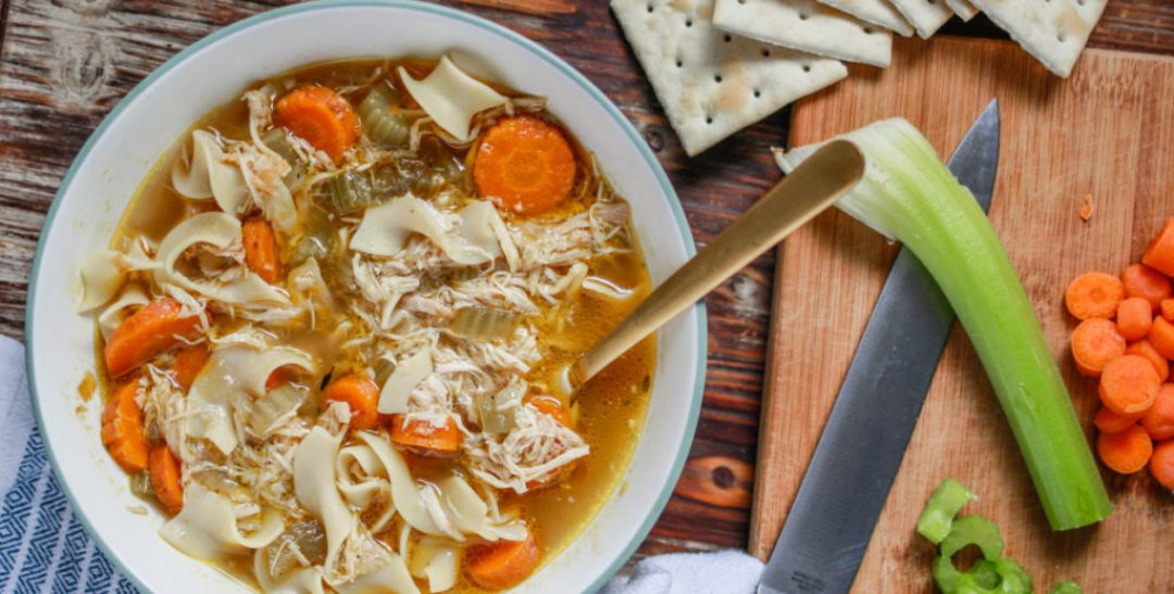 Rotochick Chicken Noodle Soup