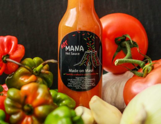 we're bringing this to the mainland and giving you a chance to taste it with this Hot Mana Hot Sauce Giveaway!