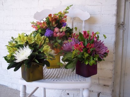 Head Back to school with Fresh Flower's. $35-$45