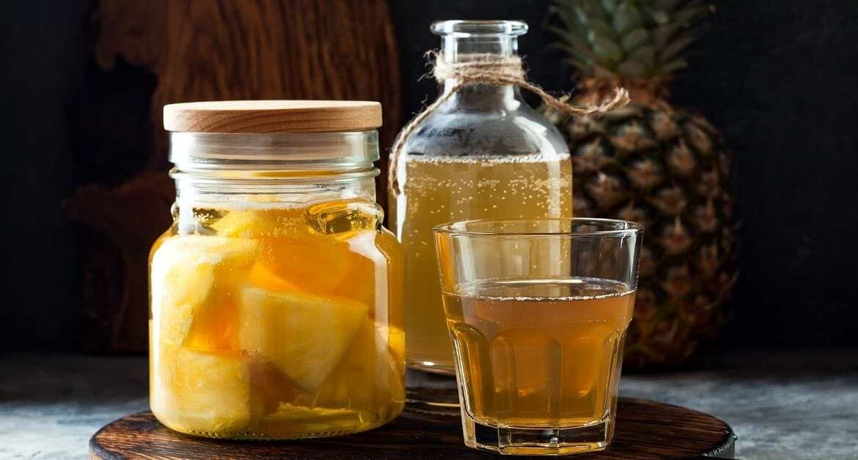 blogue - boisson fermentée mexicaine - tapache - ananas
