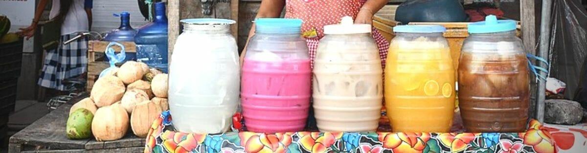 blogue cinco de mayo - boissons aguas frescas