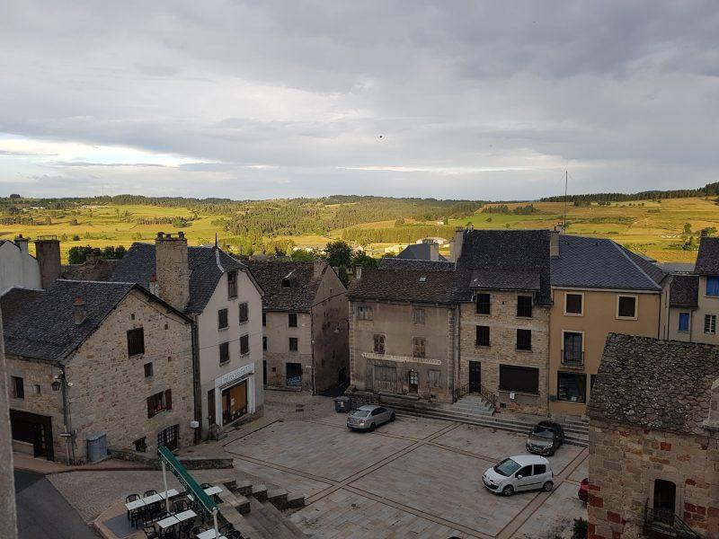 Compostelle : Alban sur Limagnole – Aumont Aubrac – Lasbros