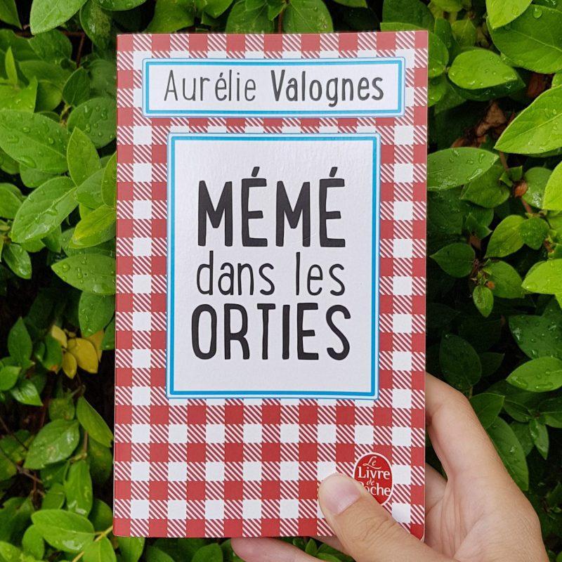 Mémé dans les orties de Aurélie Valognes