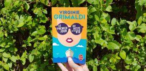 Le premier jour du reste de ma vie de Virginie Grimaldi
