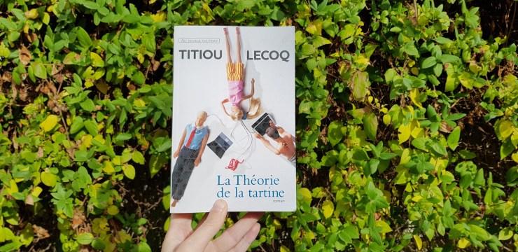 La théorie de la tartine de Titiou Lecoq