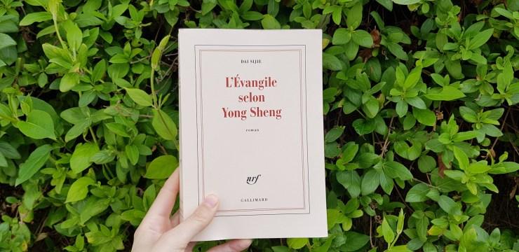 L'Evangile selon Yong Sheng de Dai Sijie