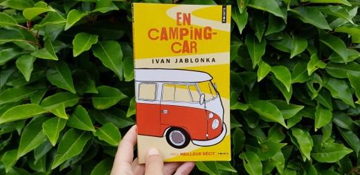 En camping -car Ivan Jablonka