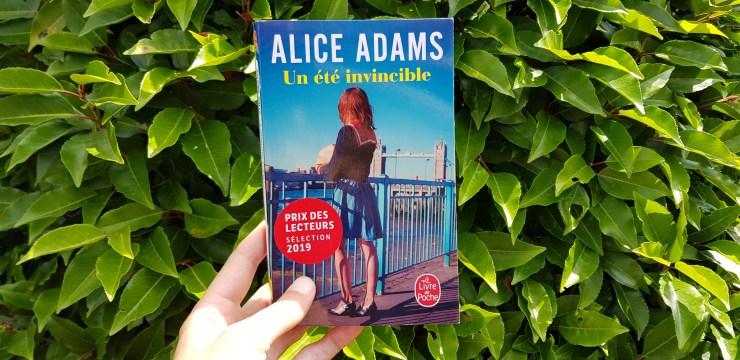 Un été invincible d'Alice Adams