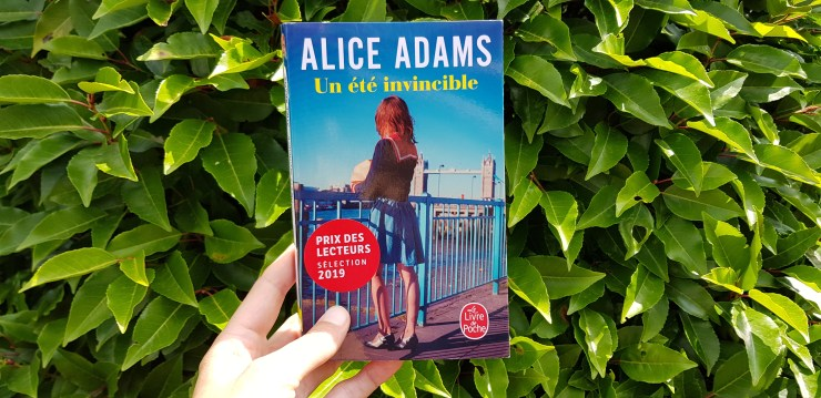 Un été invincible d'Alice Adams