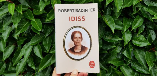 Idiss - Robert Badinter