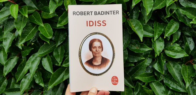 Idiss de Robert Badinter