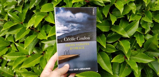 Trois saisons d'orage de Cécile Coulon