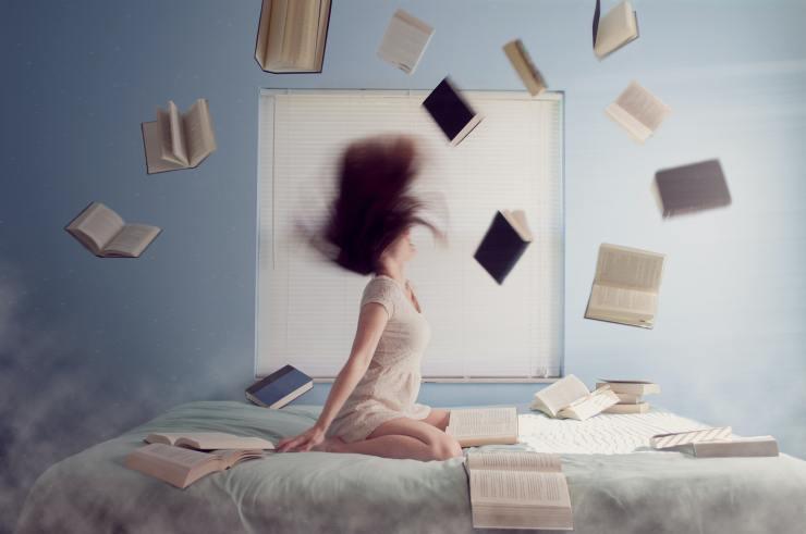 5 raisons de lire