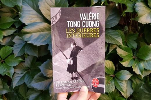 Les guerres intérieures - Valérie Tong Cuong