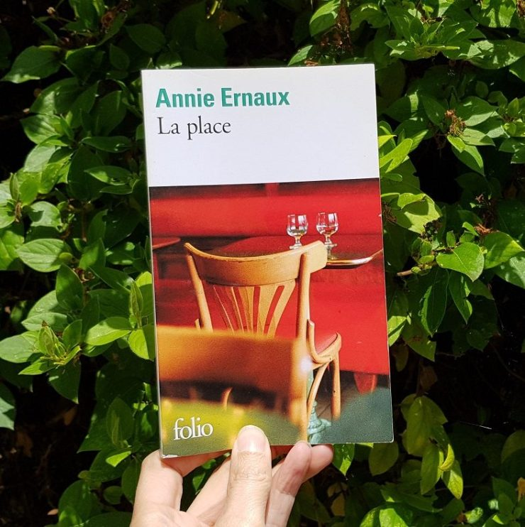La place - Annie Ernaux