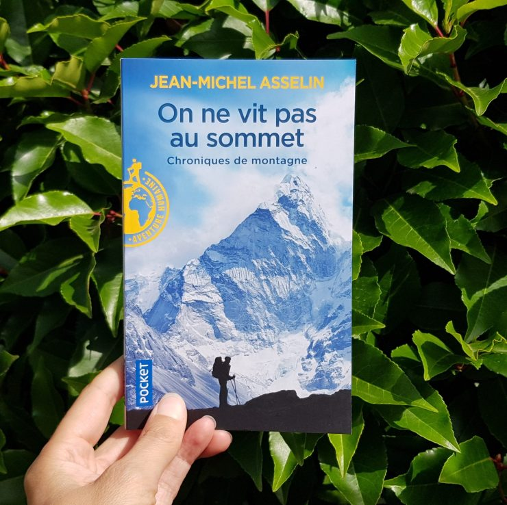On ne vit pas au sommet - Jean-Michel Asselin