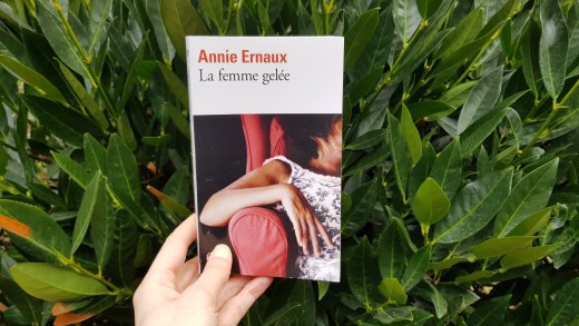 La femme gelée - Annie Ernaux