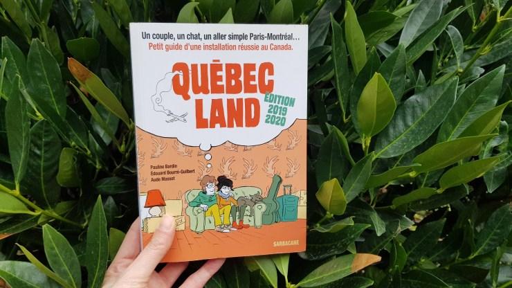 Québec Land : partir au Québec
