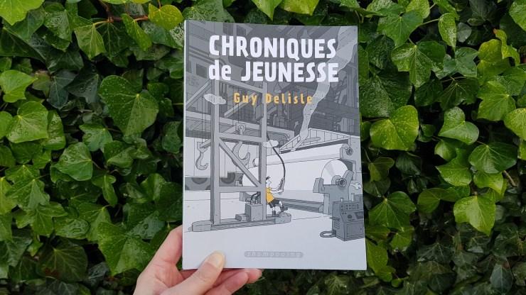 Chroniques de jeunesse - Guy Delisle
