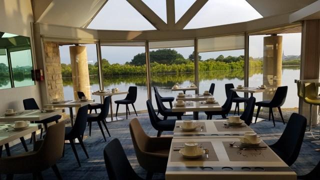 Hôtel Les salines - restaurant diététique