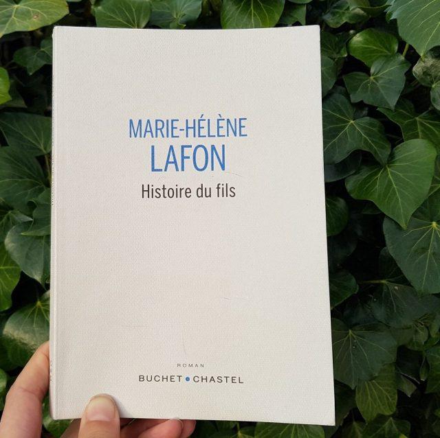 Histoire du fils - Marie-Hélène LAFON