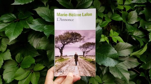 L'Annonce - Marie-Hélène Lafon