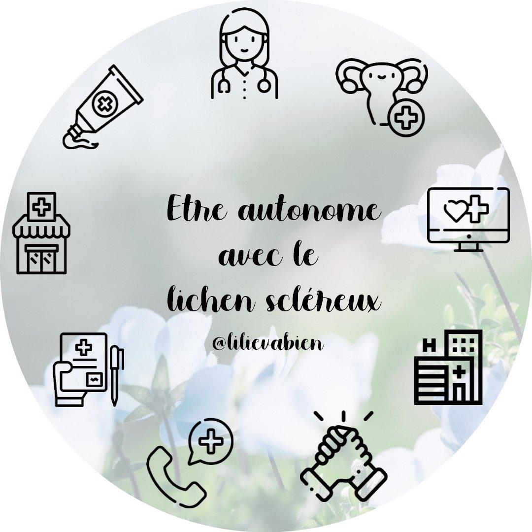 autonomie lichen scléreux
