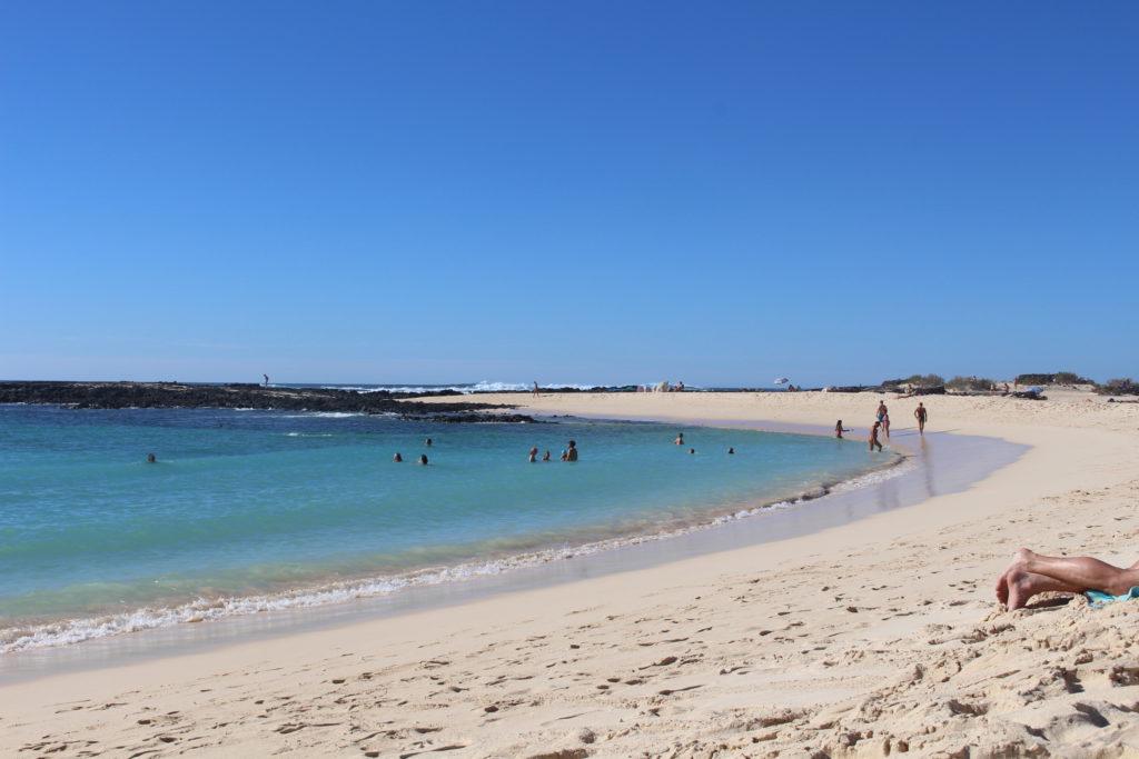 plage concha fuerteventura