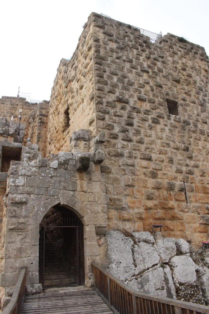 ajloun chateau jordanie