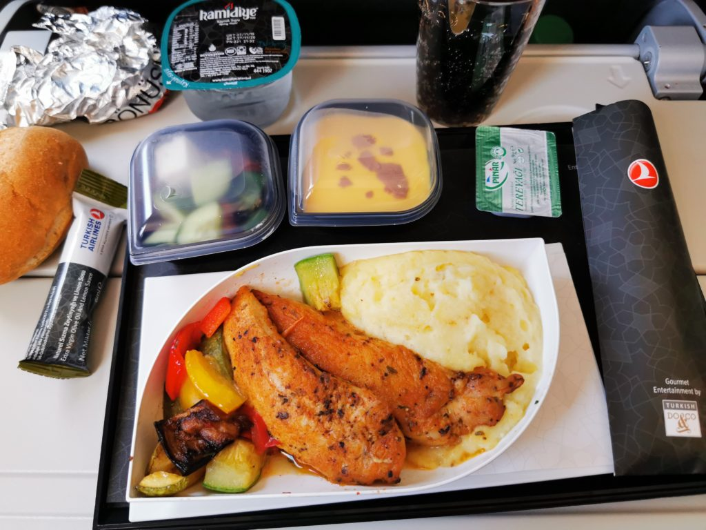 repas turkish airline