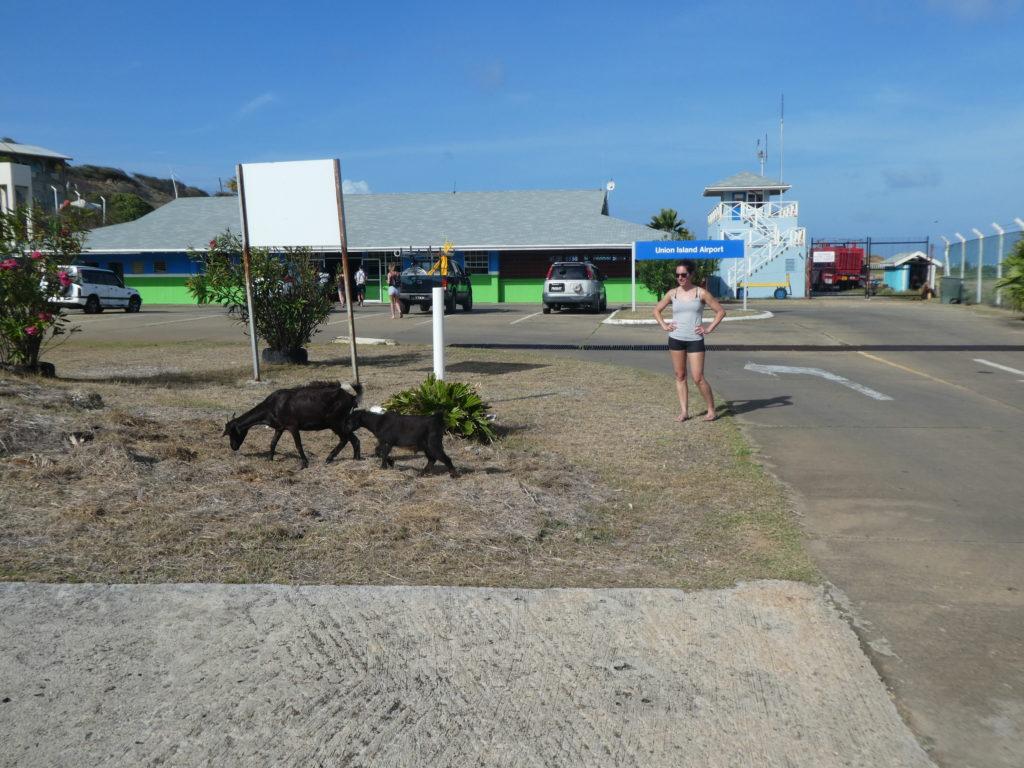 aeroport union island