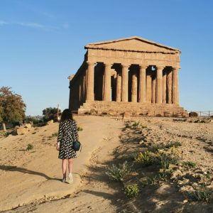 temple agrigente sicile