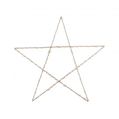 etoile-classique-lumineuse-dore
