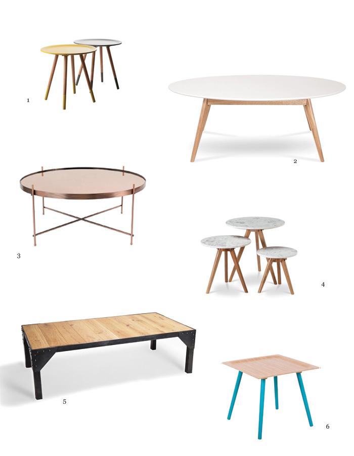 une jolie table basse lili in wonderland. Black Bedroom Furniture Sets. Home Design Ideas