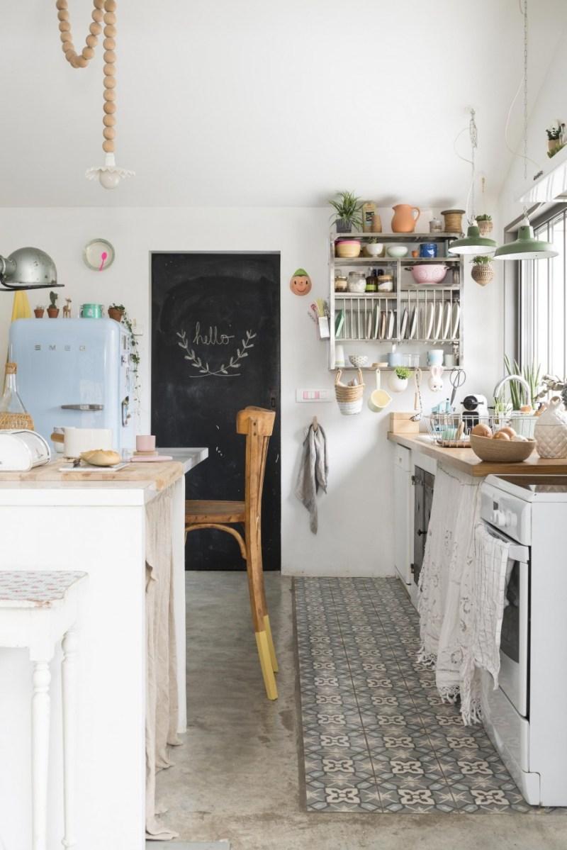 Bienvenue dans un intérieur vintage, scandinave et DIY - Lili in ... - Déco Cuisine Vintage