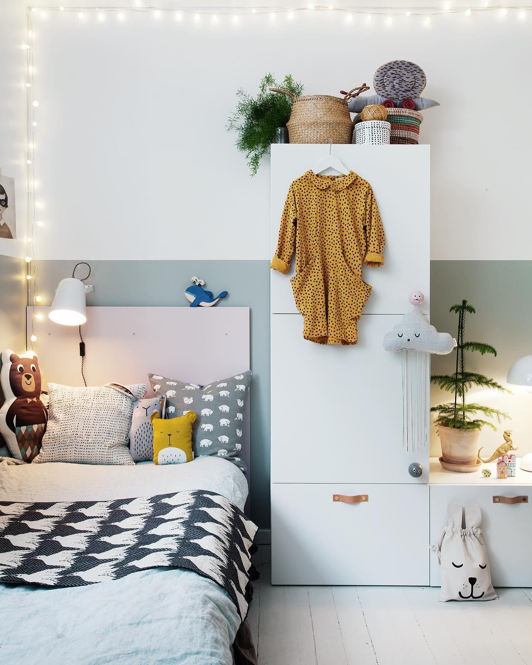 5 id es pour ranger une chambre d 39 enfant lili in wonderland. Black Bedroom Furniture Sets. Home Design Ideas