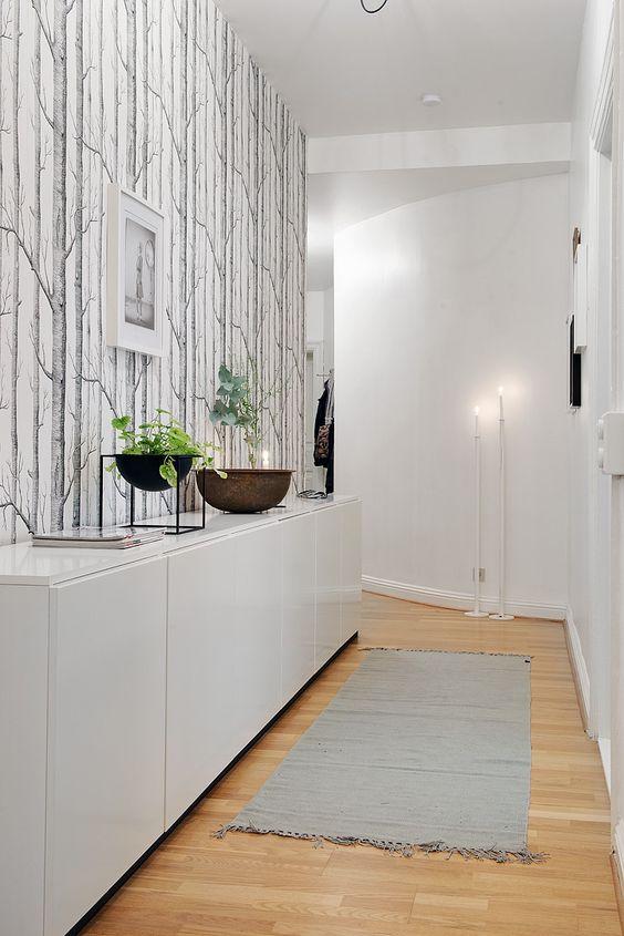5 astuces pour agencer et am nager son couloir lili in. Black Bedroom Furniture Sets. Home Design Ideas