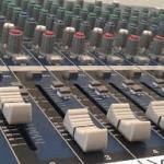 Mengenal bagian – bagian menu pada audio mixer