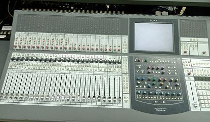 Pembahasan Audio Mixer Sony DMX-R100