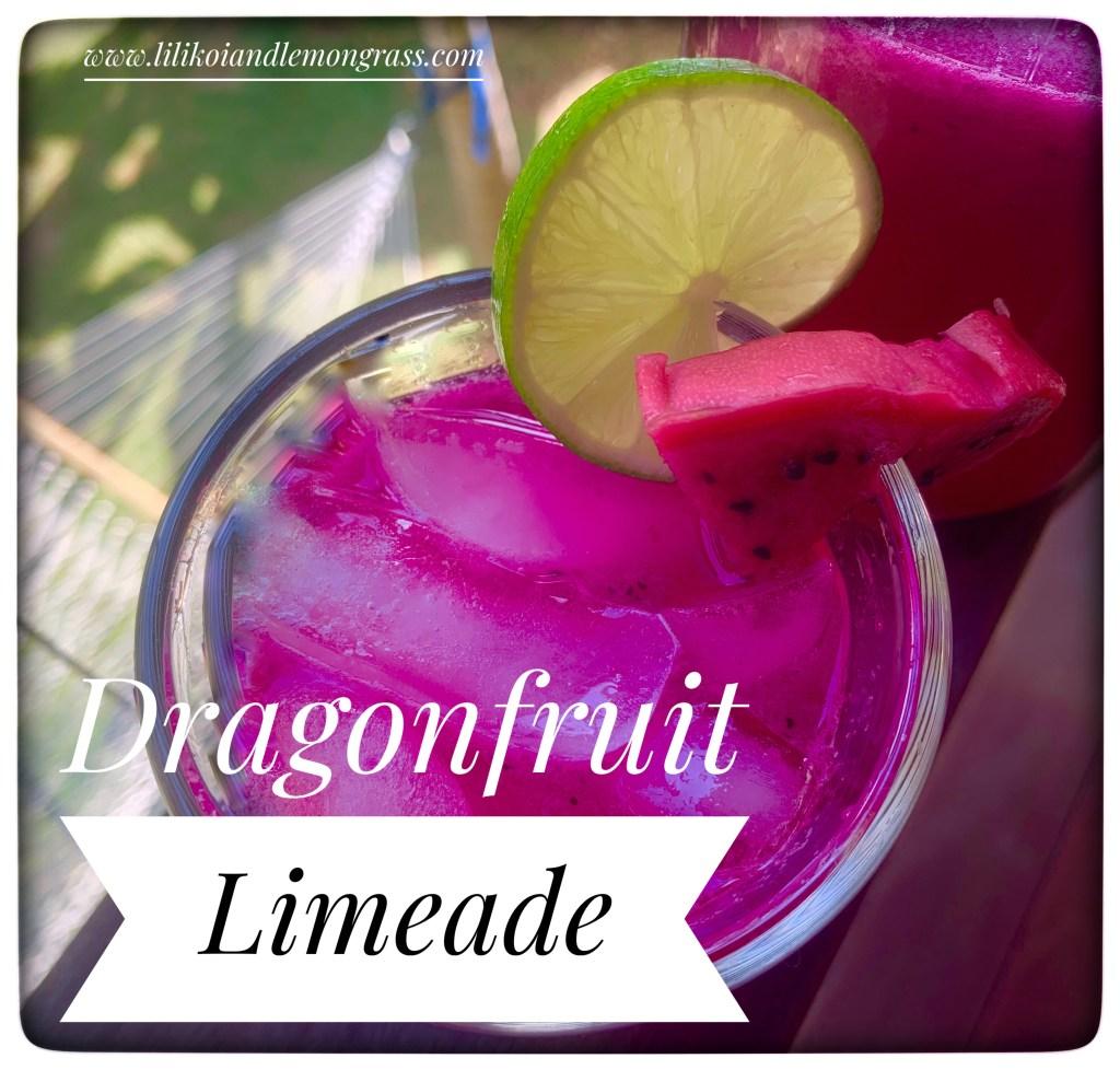 Dragonfruit Limeade