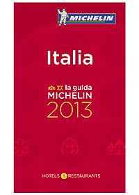 Guida Michelin 2013