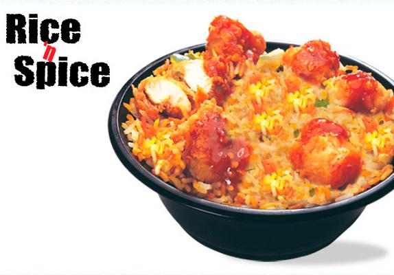 Rice&spice Kfc