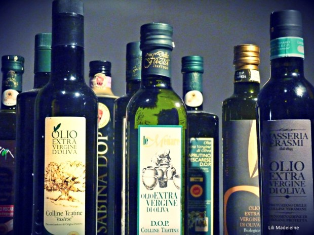 Olio extravergine di oliva dop