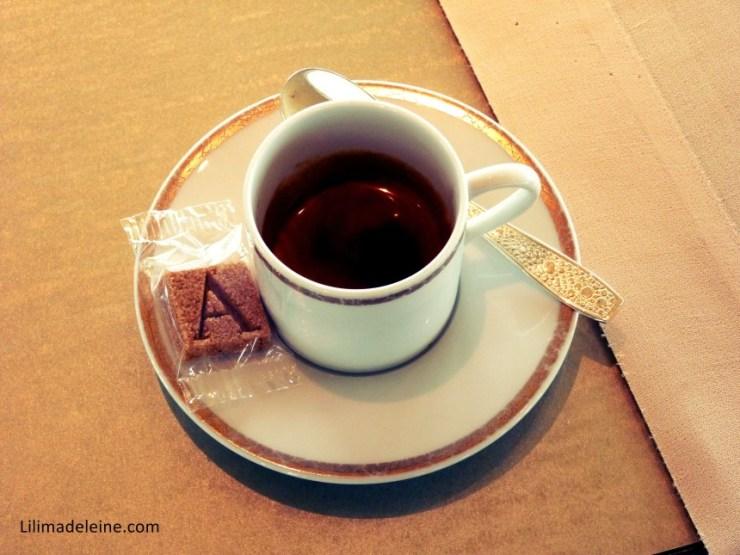 Ristorante Armani caffè