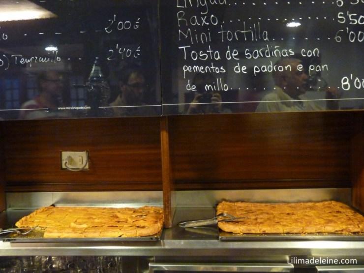 Tortilla Galizia